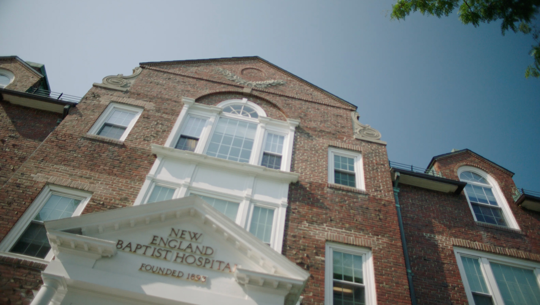 Our History – New England Baptist Hospital