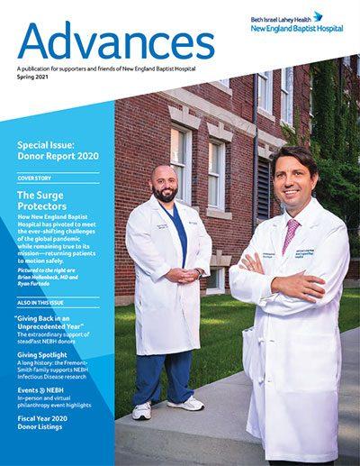 Advances Spring 2021 Cover